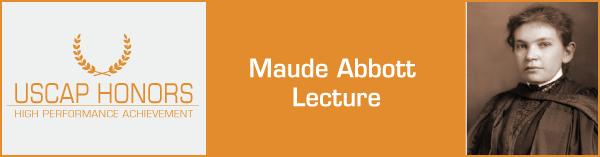 The Maude Abbott Lecture