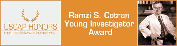 Ramzi S. Cotran Young Investigator Award