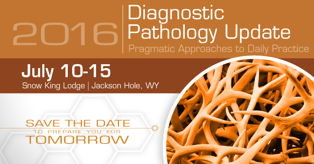 2016 Diagnostic Pathology Update