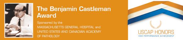 Benjamin Castleman Award