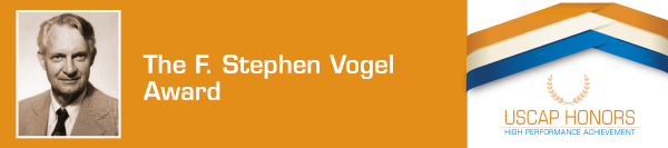 F. Stephen Vogel Award