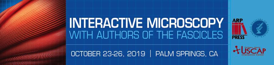 Interactive Microscopy: October 23-26, 2019