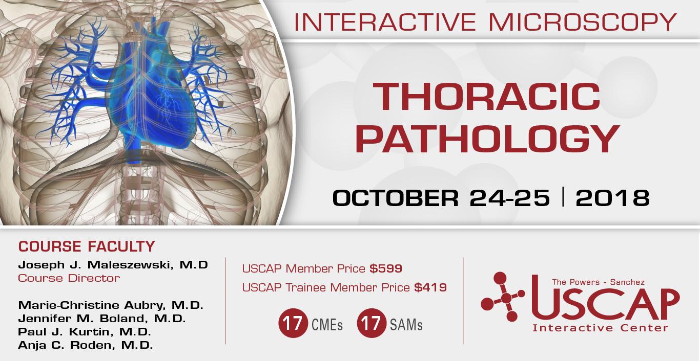 Interactive Microscopy: October 24 - 25, 2018