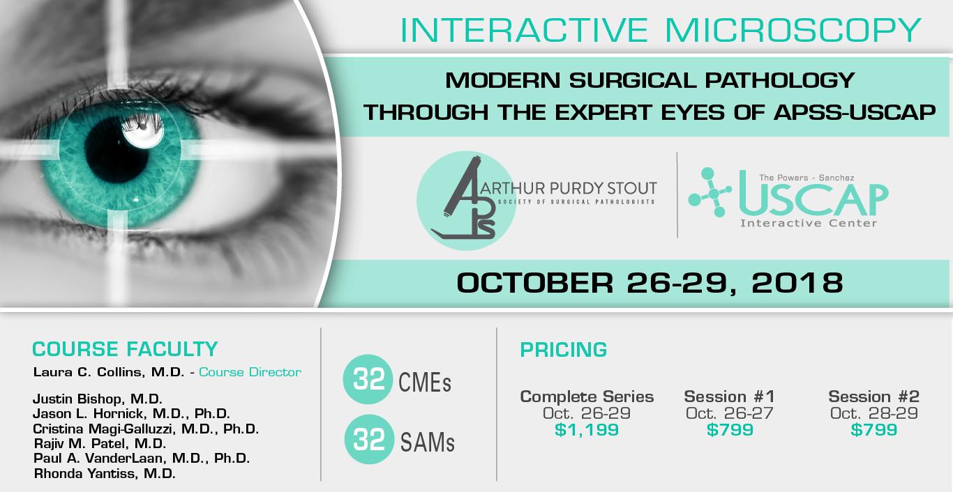 Interactive Microscopy: October 26-29, 2018