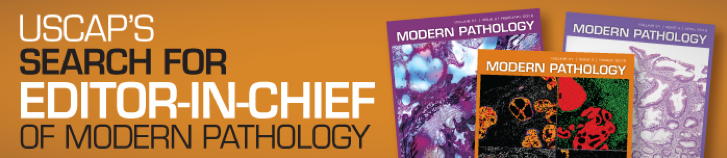 Editor-in-Chief of Modern Pathology