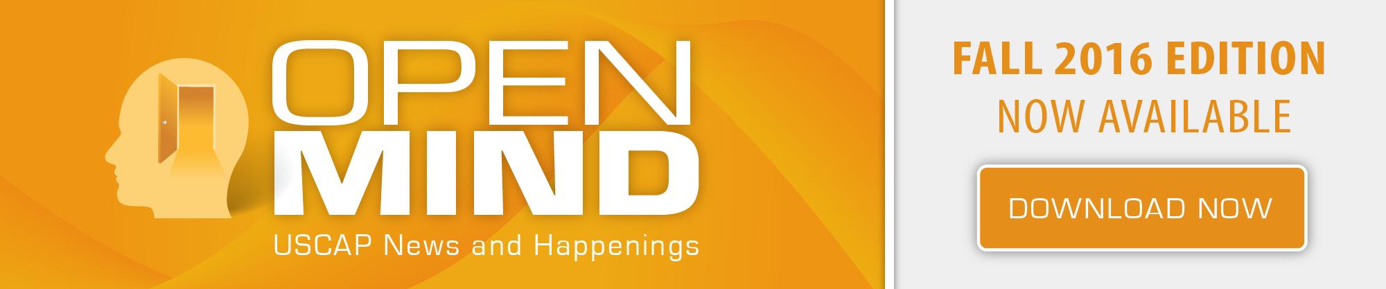 2016 Fall Open Mind